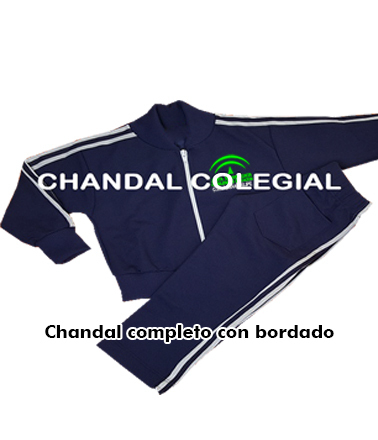 Chandal Vuelta al Cole